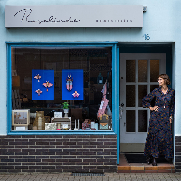 Rosalinde Store Homestories in Haan